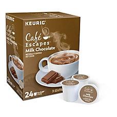 Caf Escapes Milk Chocolate Hot Cocoa