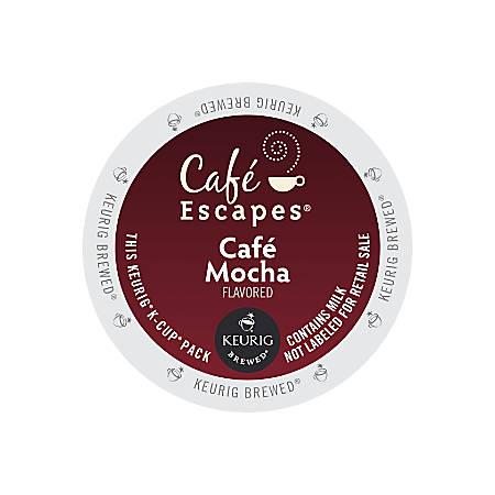 Cafe Mocha K Cups Coffee