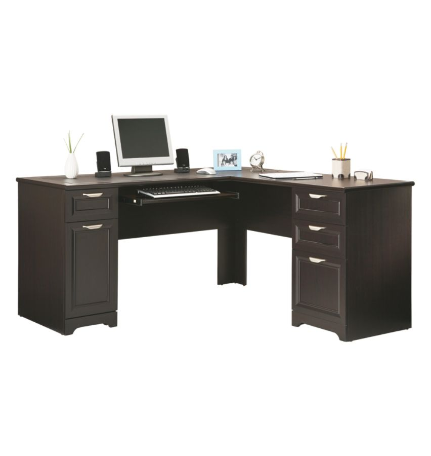 Realspace Magellan Collection L-Shaped Desk