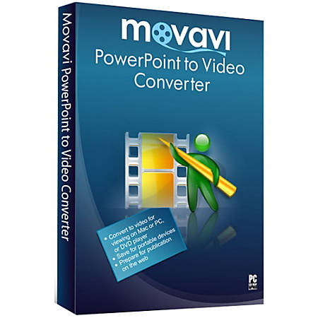 Movavi PowerPoint to Video Converter 2.1 Personal Edition