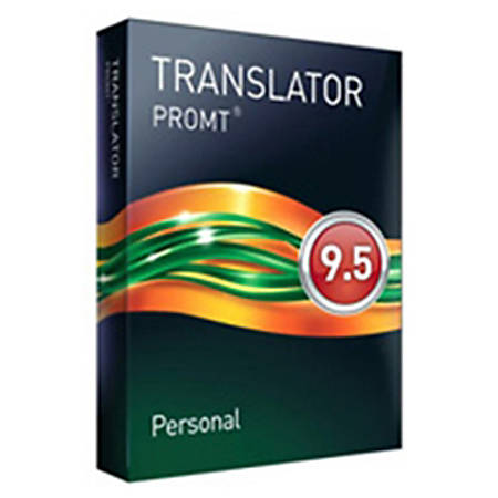 PROMT Personal 9.5, Download Version