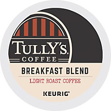 Tullys Coffee Breakfast Blend Coffee K