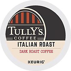 Tullys Coffee Italian Roast Coffee K