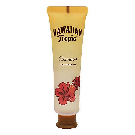 Aqua/Aston Hawaiian Tropic Shampoo, 1.35 Oz, Pack Of 144 Tubes