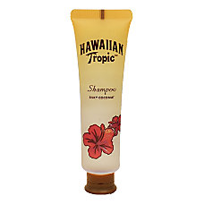 AquaAston Hawaiian Tropic Shampoo 135 Oz