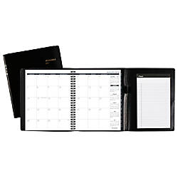 AT A GLANCE Monthly Planner With