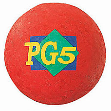 Martin Playground Ball 10 Red