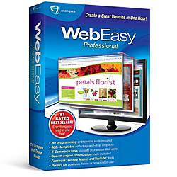 WebEasy Professional 10 Download Version