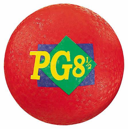 """Martin Playground Ball, 8 1/2"""", Red"""