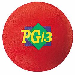 Martin Playground Ball 13 Red