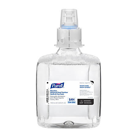 Purell® Education Advanced Gentle And Free Hand Sanitizer, 40.58 Oz