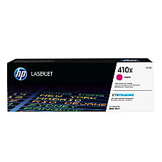 HP 410X CF413X High Yield Magenta