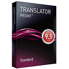 PROMT Standard Multilingual Translator