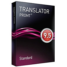 PROMT Standard Multilingual Translator Download Version