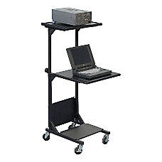 Balt PBL Adjustable Height Projection Stand