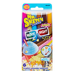 Mr Sketch Movie Night Scented Markers