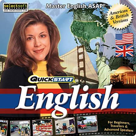 QuickStart English, Download Version