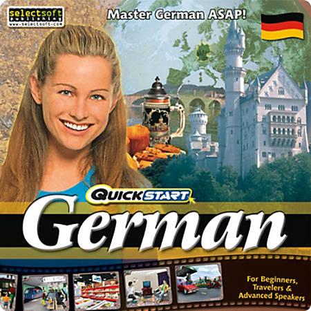 QuickStart German, Download Version