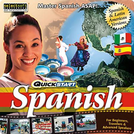 QuickStart Spanish, Download Version