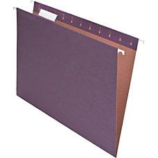 Pendaflex Earthwise Hanging File Folders Letter