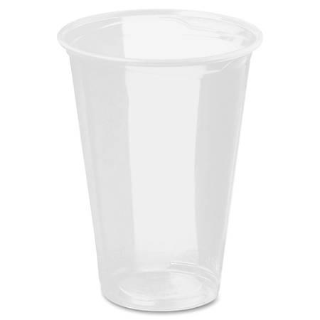Solo Reveal 18oz Plastic Cold - 16 fl oz - 1000 / Carton - Clear - Polypropylene - Beverage