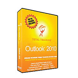 Total Training for Microsoft Outlook 2010