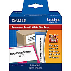 Brother DK2212 Label Tape 2 37