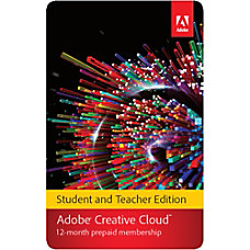 Adobe Creative Cloud Membership Full 1