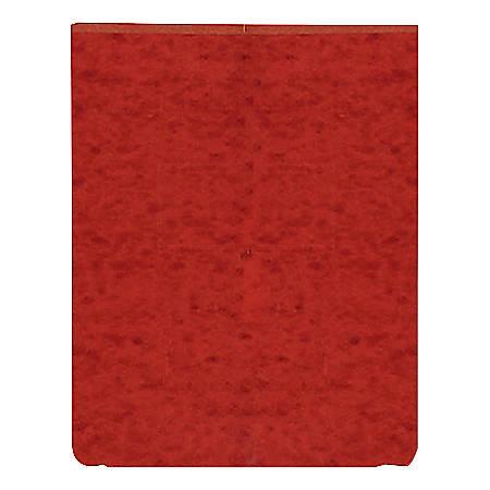 "ACCO® Presstex® Tyvek®-Reinforced Top Binding Cover, 8 1/2"" x 11"", 60% Recycled, Red"