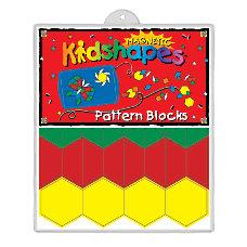 Barker Creek Magnets Magnetic Kidshapes Pattern