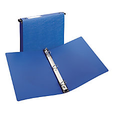 Avery Hanging Round Ring Storage Binder
