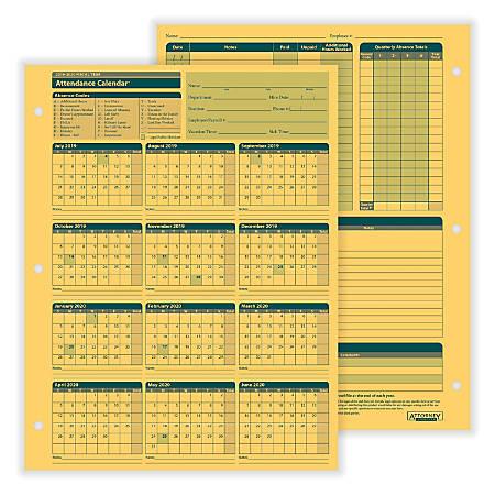 complyright 2018 2019 fiscal attendance calendar