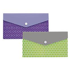 Office Depot Brand Polypropylene Envelope 2