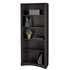 Realspace Pelingo 72 H 5 Shelf
