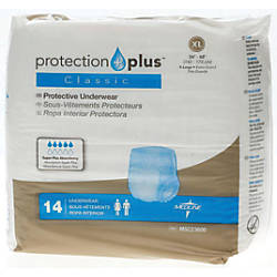 Protection Plus Classic Protective Underwear X