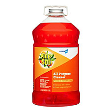 Pine Sol Cleaner Orange Energy Scent