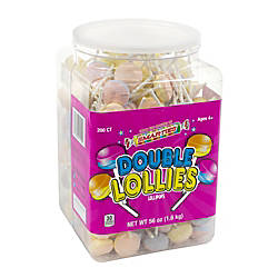 Smarties Double Lollies 200 Pieces 56