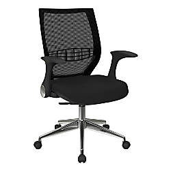 Office Star ProGrid Back Fabric Executive
