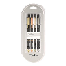 TUL Element Retractable Gel Pens Medium