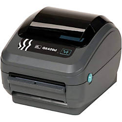 Zebra GK420d Direct Thermal Printer Monochrome