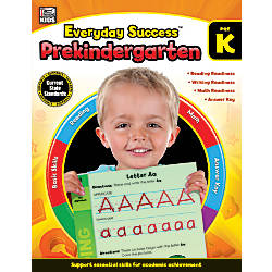 Thinking Kids Everyday Success Activities Workbook