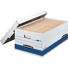 Bankers Box StorFile 60percent Recycled Storage