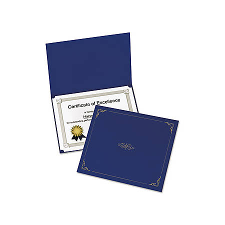 Certificate & Document Covers at Office Depot