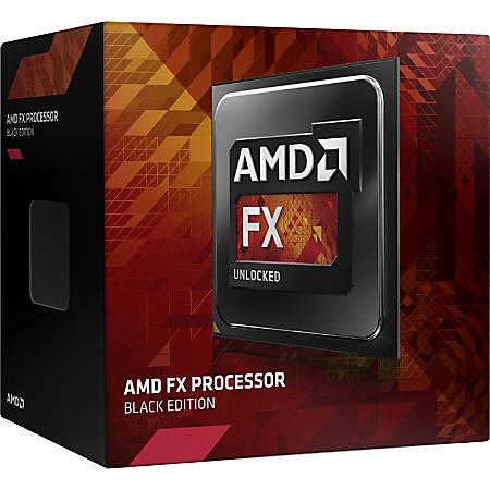 AMD FX-8370 Octa-core (8 Core) 4 GHz Processor - Socket AM3+ - Retail Pack