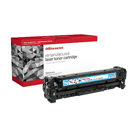 Office Depot® Brand OD305AC Remanufactured Toner Cartridge Replacement For HP 305A Cyan