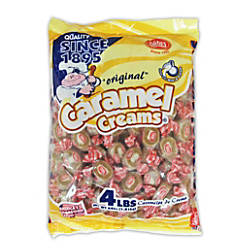 Goetzes Caramel Creams 64 Oz Bag