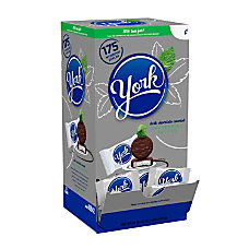 York Peppermint Patties 048 Oz Box