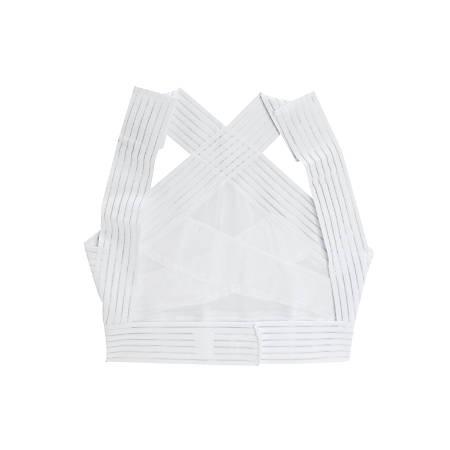 DMI® Posture Corrector, Medium, White