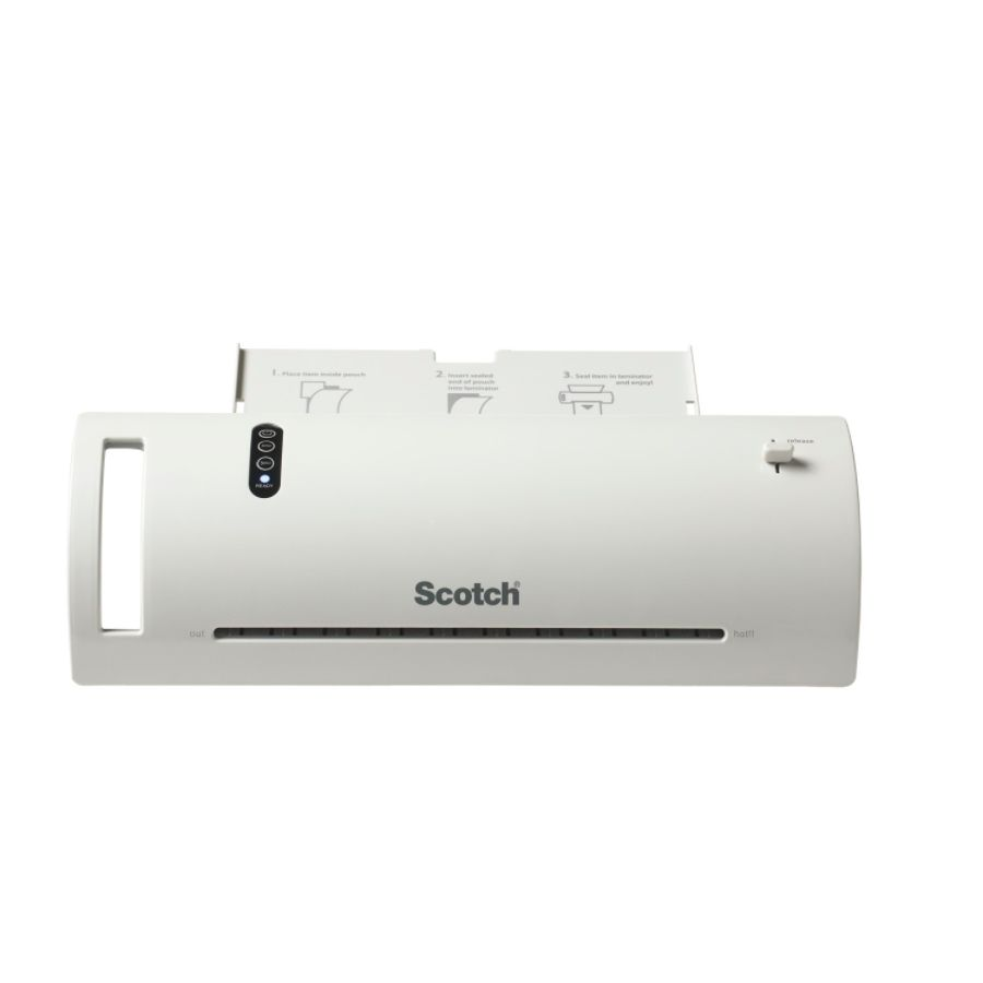 Scotch® Thermal Laminator Combo Pack, TL902