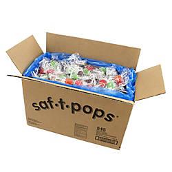 Dum Dum Saf T Pops Box
